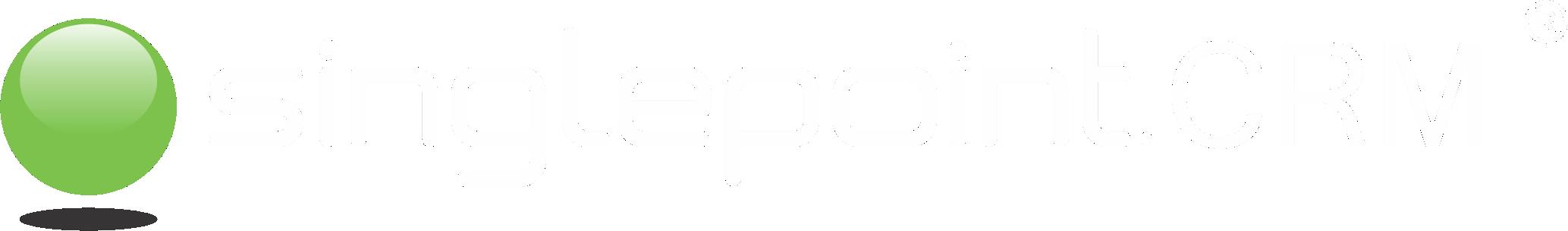 Logo CRM Branco